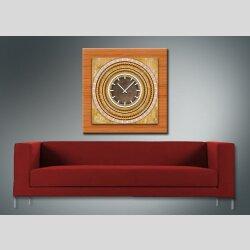3837 Dixtime Designer Wanduhr, Wanduhren, Moderne Wohnraumuhr