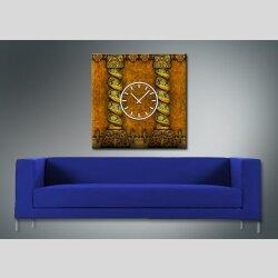 3840 Dixtime Designer Wanduhr, Wanduhren, Moderne Wohnraumuhr