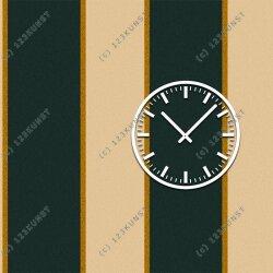3844 Dixtime Designer Wanduhr, Wanduhren, Moderne...