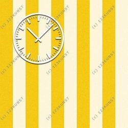 3845 Dixtime Designer Wanduhr, Wanduhren, Moderne...