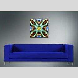 3866 Dixtime Designer Wanduhr, Wanduhren, Moderne Wohnraumuhr