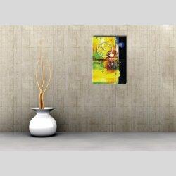 3883 Dixtime Designer Wanduhr, Wanduhren, Moderne Wohnraumuhr