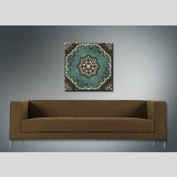 3960 Dixtime Designer Wanduhr, Wanduhren, Moderne Wohnraumuhr  70cm x 70cm