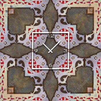 3965 Dixtime Designer Wanduhr, Wanduhren, Moderne Wohnraumuhr