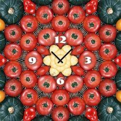 4185 Dixtime Designer Wanduhr, Wanduhren, Moderne...