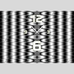 4246 Dixtime Designer Wanduhr, Wanduhren, Moderne...