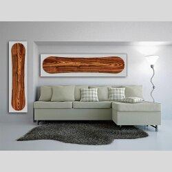 Snowboard Designer Wandbild - DIXTIME - SBB-199