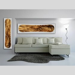 Snowboard Designer Wandbild - DIXTIME - SBB-187