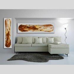 Snowboard Designer Wandbild - DIXTIME - SBB-168