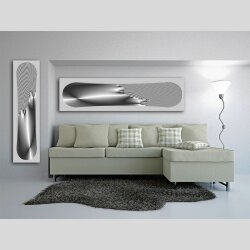 Snowboard Designer Wandbild - DIXTIME - SBB-154