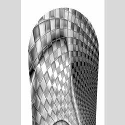 Snowboard Designer Wandbild - DIXTIME - SBB-151