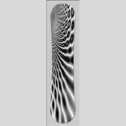 Snowboard Designer Wandbild - DIXTIME - SBB-133
