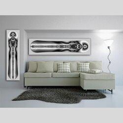 Snowboard Designer Wandbild - DIXTIME - SBB-121