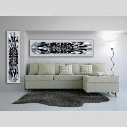 Snowboard Designer Wandbild - DIXTIME - SBB-085