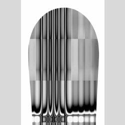 Snowboard Designer Wandbild - DIXTIME - SBB-029