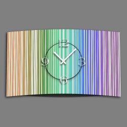 Digital Designer Art Streifen Designer Wanduhr modernes...