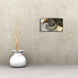 Digital Designer Art Taschenuhr Designer Wanduhr modernes Wanduhren Design leise kein ticken DIXTIME 3D-0352