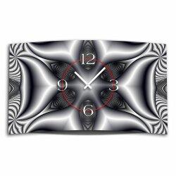 Digital Art sw Designer Wanduhr modernes Wanduhren Design...