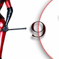 Motiv Domina SM Designer Wanduhr modernes Wanduhren Design leise kein ticken DIXTIME 3D-0316