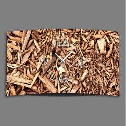 Natur Holz Zweige Designer Wanduhr modernes Wanduhren...