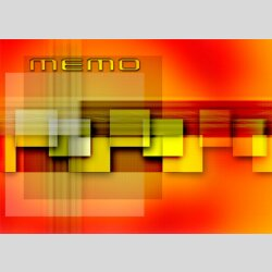P0168 dixtime Moderne Designer Pinnwand