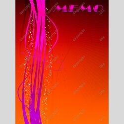P0165 dixtime Moderne Designer Pinnwand