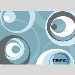 P0161 dixtime Moderne Designer Pinnwand