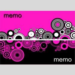 P0139 dixtime Moderne Designer Pinnwand