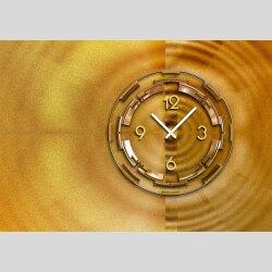 6152 Dixtime Designer Wanduhr, Wanduhren, Moderne...