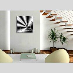 3153 Dixtime Designer Wanduhr, Wanduhren, Moderne Wohnraumuhr