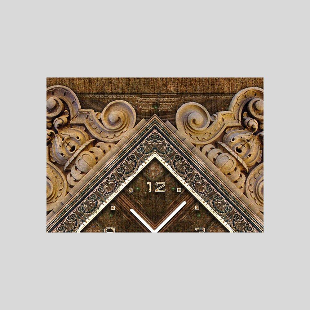 Dixtime designer wanduhr von for Design tischuhr