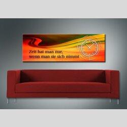 3820 Dixtime Designer Wanduhr, Wanduhren, Moderne...