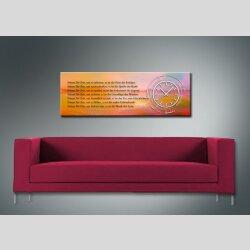 3818 Dixtime Designer Wanduhr, Wanduhren, Moderne Wohnraumuhr