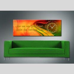 3811 Dixtime Designer Wanduhr, Wanduhren, Moderne Bürouhr