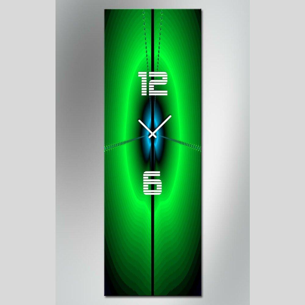 Moderne Wanduhren Design : dixtime designer wanduhr von ~ Watch28wear.com Haus und Dekorationen
