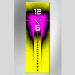 4292 Dixtime Moderne Designer Wanduhr, Wanduhren,...