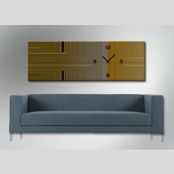 4237 Dixtime Moderne Designer Wanduhr, Wanduhren,...