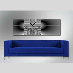 4101 Dixtime Moderne Designer Wanduhr, Wanduhren,...