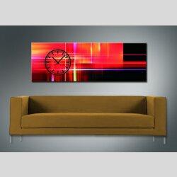 3474 Dixtime Moderne Designer Wanduhr, Wanduhren,...