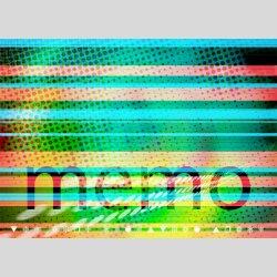 P0021 dixtime Moderne Designer Pinnwand