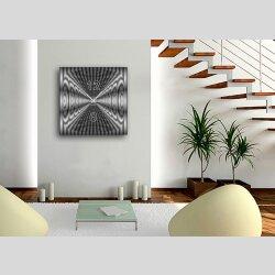 6035 Dixtime Designer Wanduhr, Wanduhren, Moderne Wohnraumuhr