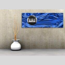 6116 Dixtime Digital Designer Wanduhr, Moderne...
