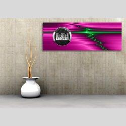6120 Dixtime Digital Designer Wanduhr, Moderne...