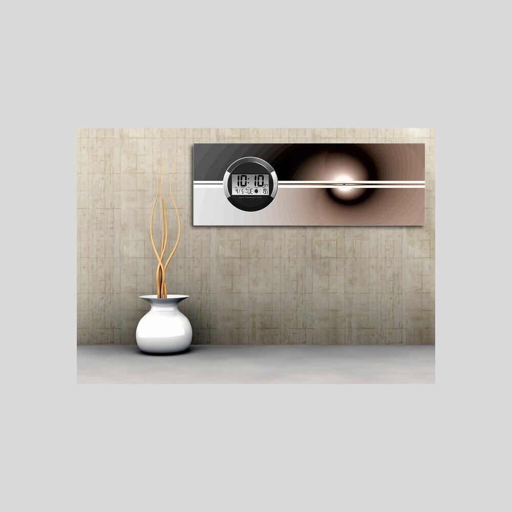 dixtime designer wanduhr von. Black Bedroom Furniture Sets. Home Design Ideas