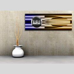6122 Dixtime Digital Designer Wanduhr, Moderne...