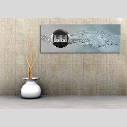 6123 Dixtime Digital Designer Wanduhr, Moderne...