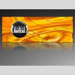 6126 Dixtime Digital Designer Wanduhr, Moderne...