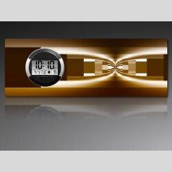 6129 Dixtime Digital Designer Wanduhr, Moderne...