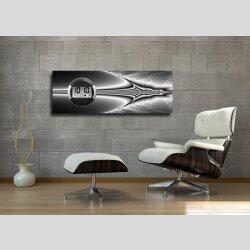 6131 Dixtime Digital Designer Wanduhr, Moderne...