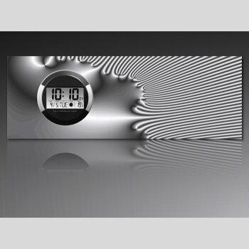 Designer Wanduhren dixtime designer wanduhr 123kunst de